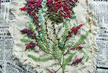 EMBROIDERY / Stitches