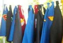 Superhero Birthday Party / by Wendi Van Buren
