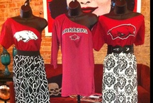 Razorbacks! / by Kristi Russell