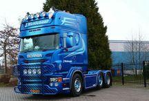 Vrachtwagen tuning