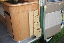 VW camper van design ideas / Planning the future
