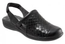 SoftWalk Spring 2014 / SoftWalk has a patented footbed that offers superior comfort.