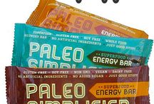 Paleo bars, Paleo Energy Bars , Paleo Protein Bar  or Paleo Snacks think Paleo Simplified / A good Paleo Bar , Paleo Energy Bar or Paleo Protein bar is unprocessed, raw, gluten free, non gmo , soy free, dairy free and uses all natural ingredients. Paleo Simplified has done plenty of research and has created 3 of the top paleo bars utilizing low glycemic index nutrients to give prolonged extended energy during the day. These bars are also filled with some of the top superfoods like cocoa, spirulina, goji berries and many more to lower oxidative stress on the body.  Paleo Simplified is a team of Doctors, Certified Nutrition Specialists and Organic Chefs that are constantly involved in R&D of products to improve human health