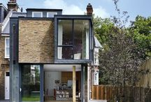 Contemporary Extension's London Edition / London Houses with great contemporary extensions and amazing use of space.
