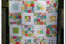 Jelly roll Quilt Patterns / by Jandi Palmer Dean