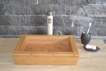 Bamboo Sinks