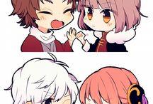 Gintama - Couple