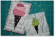 Sewing- Paper Piecing