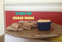 21 Day Fix Recipes / by Lisa Wilcox