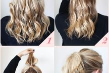 Truques de cabelo