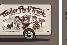 Food Trucks / by Nosh Creative