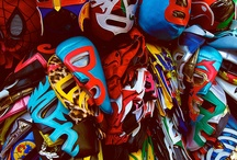 Luchador / by Miss Meliss