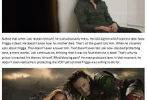So Marvelous / Everything Marvel.... Especially Loki.... And Captain America... And Bucky.... And... Okay wth... All of them!! xD