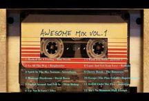 la musique la plus chouette des gardiens de la galaxie!!!!