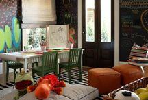 Kids' rumpus/play room