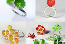 Rings II / More rings: artsy, gorgeous, ridiculous, ancient, contemporary