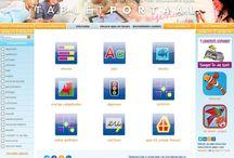 Educatieve apps PO / door portalengroep.nl | schoolbordportaal.nl