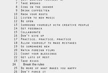 Keep it Creative / by Danielle Smith ExtraordinaryMommy.com