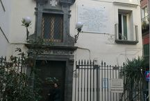 Giovanbattista Vico Foundation - Napoli / The Foundation settles in the birthplace of the great thinker Giovan Battista Vico. Close to the famous San Biagio dei Librai in Naples, a jewel of architecture in Naples. The father of the historical courses and Resorts