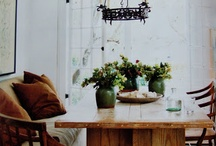 Home: Dining Rooms  / by Maureen McHugh Hodges
