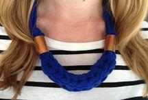 fettuccini yarn / by Briana Kramer