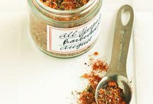 Rubs and Marinade Recipes