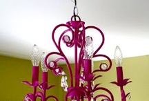 Chandelier Project / by Christine Pruitt