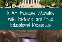 Museum Education / by Amy Williamson