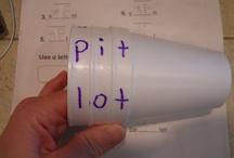 Phonics / Ideas to teach phonics