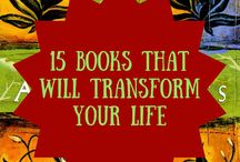 Books to read / Inspirational books to read to help you grow into your best self.