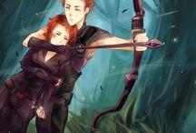Natasa and Clint
