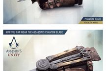 Assasin's Creed stuff