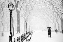 Winter / by Jamie Walsh