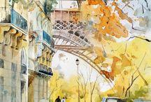 párizs_festmények
