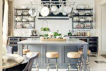 Kitchen Makeover / Kitchen remodel design ideas.