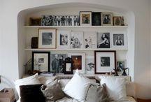 Alcove possibilities. Firida / design, alcoves, interior architecture, color, home decor
