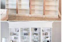 Home Inspiration - Closet Room