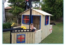 cubby/wendy house's