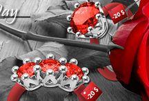 Le corone Usa / Enjoy Valentine's day!