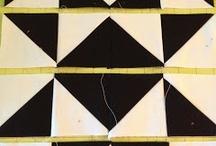 blocos branco e preto