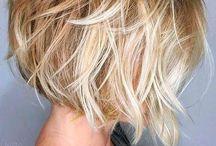 Haarschnitt kurz
