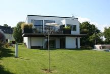 Maisons d'architecte à vendre sur le bord de mer