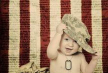 newborn soldier