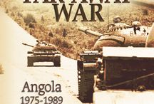 Angola Border War S.A. / What took my Dad's soul