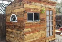 sheds from pallets