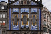 Places in and around Porto, Portugal