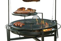 barbecue brasero