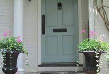 Paint colours exterior