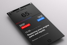 Ui / User interface inspirations