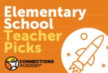Elementary Teacher Picks / Check out some of our teachers' favorite resources, just for elementary school students!  / by Connections Academy